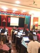 Công ty HCM triển khai phần mềm quản lý lương và biên chế năm 2019 trên địa bàn tỉnh Bắc Giang